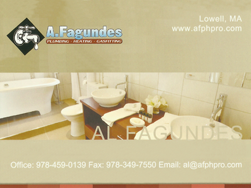 A.Fagundes Plumbin and Heating