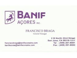 Banif Acores - San Jose, CA
