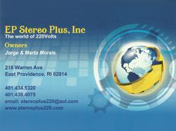 Stereo Plus